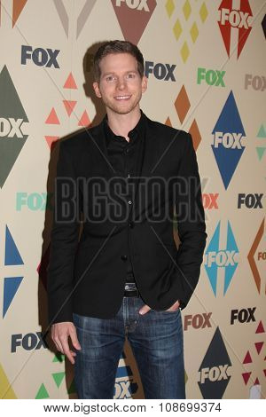 LOS ANGELES - AUG 6:  Stark Sands at the FOX TCA Summer 2015 All-Star Party at the Soho House on August 6, 2015 in West Hollywood, CA