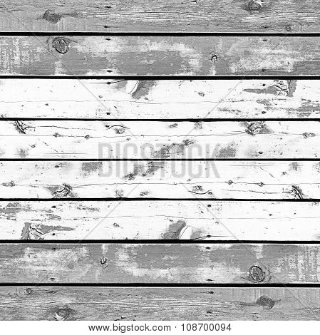 Wooden Wall Background Or Texture, Gray Coluor