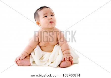 Asian Chubby Baby