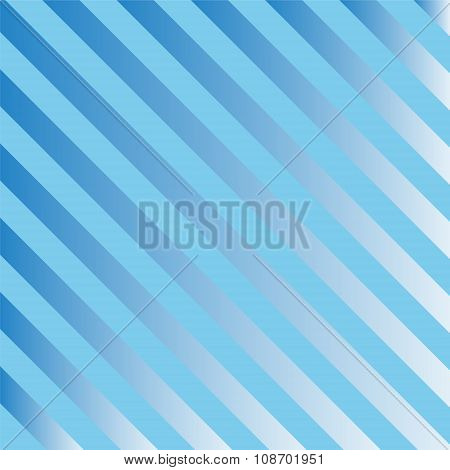 Blue Stripe Gradient Background