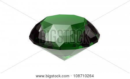 Luxury Jewelry Background with gemstones. Diamond. Emerald