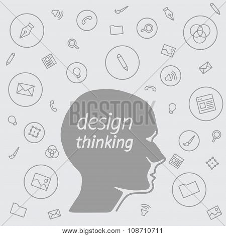 Favorite Of Software Designer In The Form Icons