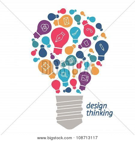 Illustration  Ideas In The Field Of Design.