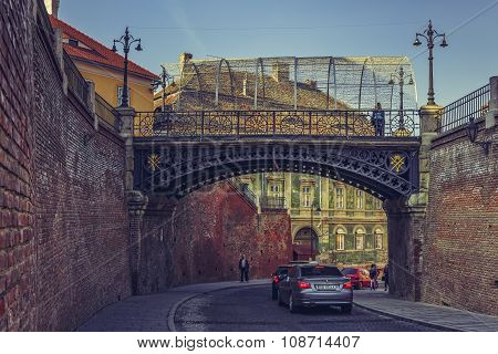 Bridge Of Lies, Sibiu, Romania