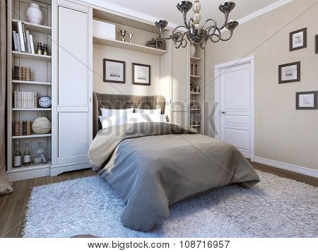 Bedroom Classical Style