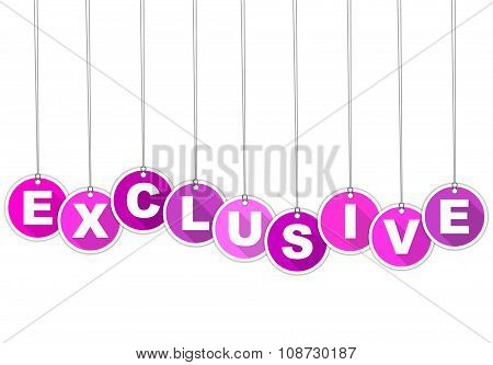 Purple Tag Exclusive