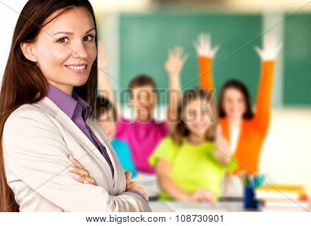 Teacher.