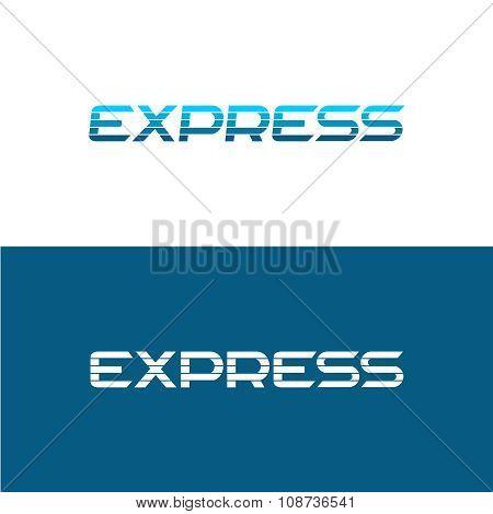 Express Word Logo