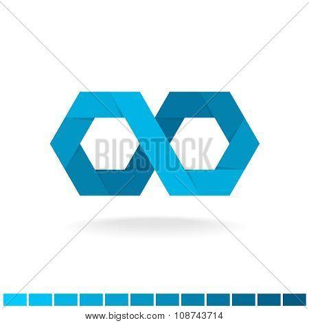 Hex Infinity Logo