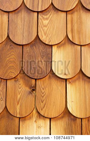 larch shingles