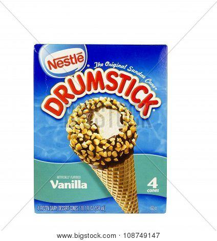 Nestles Drumstick Cones
