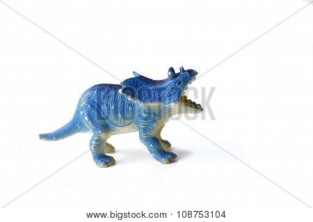 toy dinosaur triceratops