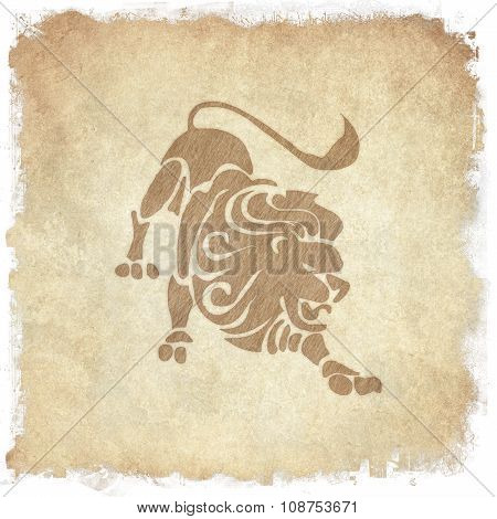 Horoscope Zodiac Sign Leo