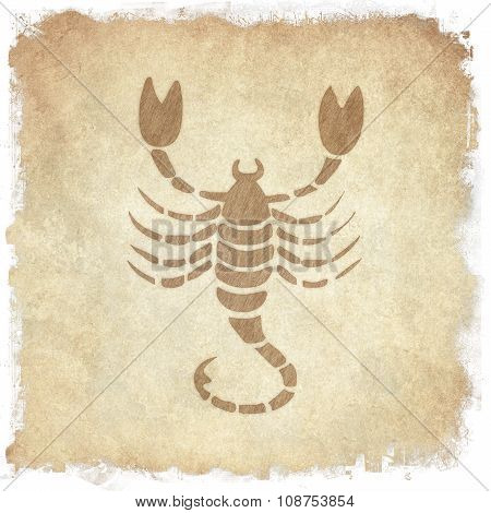 Horoscope Zodiac Sign Scorpio