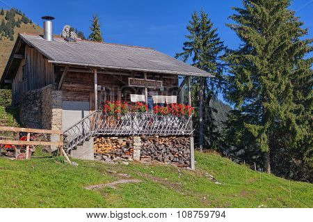 House On The Mt Pilatus
