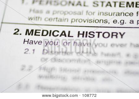 Documentos #1 - historia clínica