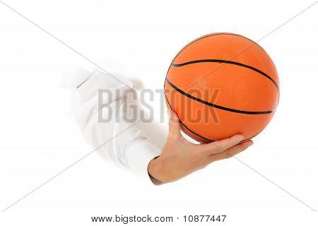 Basket Ball, Hand.