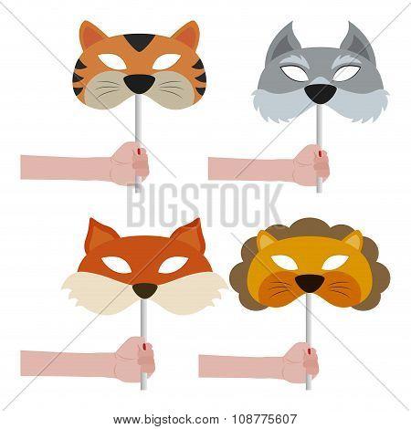 Animals Mask