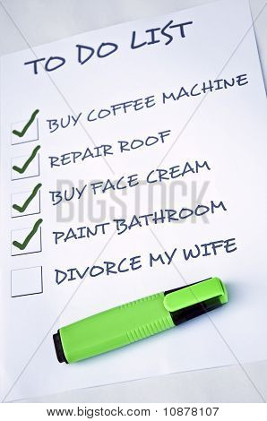 Divorce My Wife