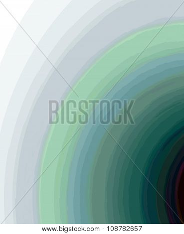 Abstract Colorful Arc Curves Background