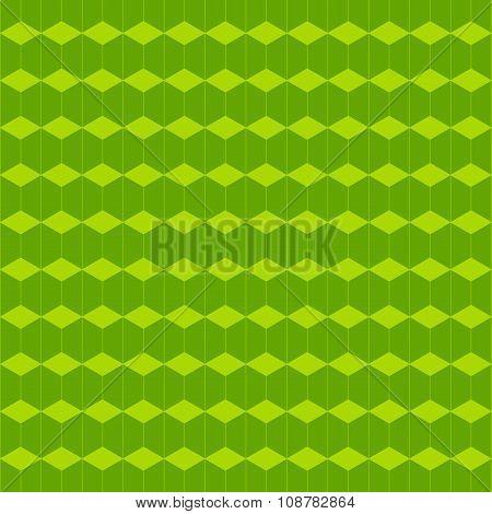 Seamless Abstract Geometric Hexagonal Tiles Pattern Background