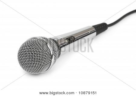 Microphone And Cable