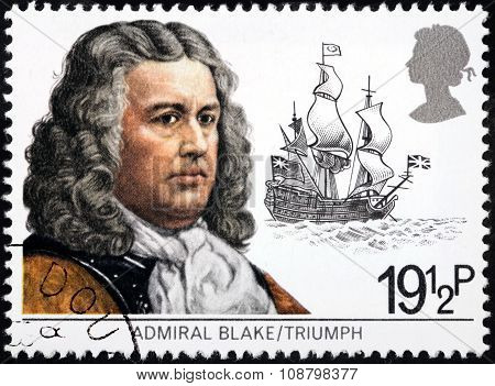 Admiral Blake