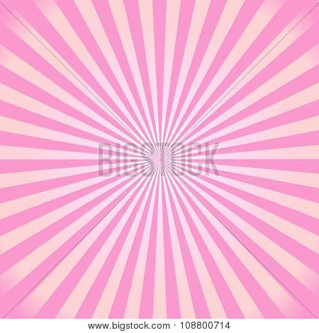 1960s sunburst background