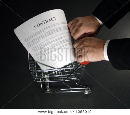 Pushing A Contract