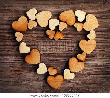 Beautiful Valentine heart