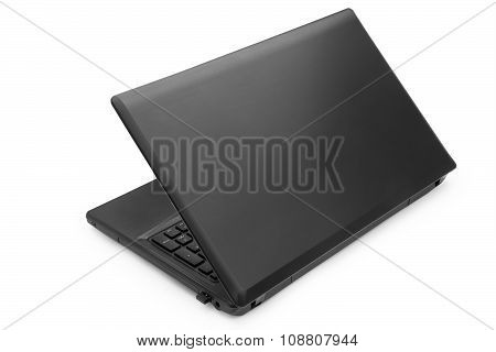 Black Uncover Netbook