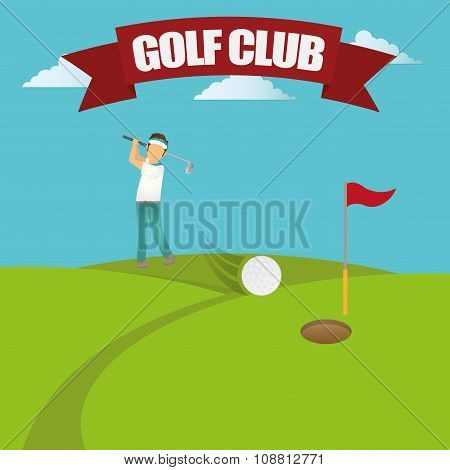 Golf club design