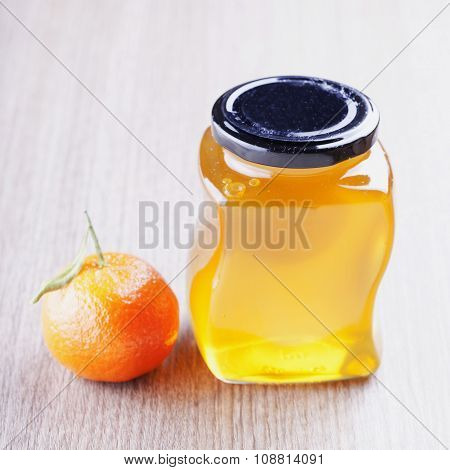 Honey And Mandarin