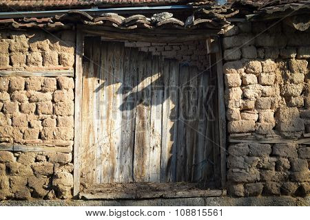 Old rural architecture