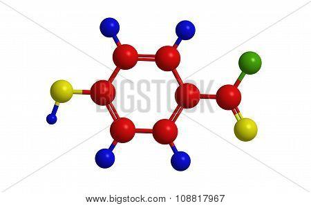 Molecular Structure Of Paraben