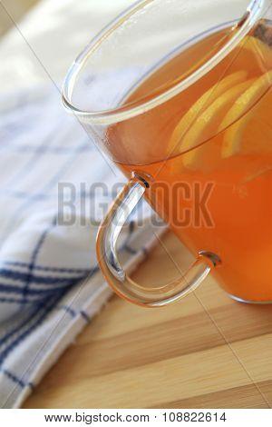 Green Herbal Tea