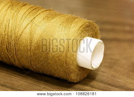 Gold Thread,sepia tone