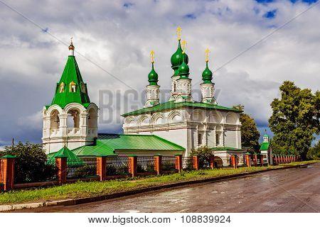 church in solikamsk