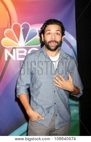 LOS ANGELES - NOV 17:  Izzy Diaz at the Press Junket For NBC's