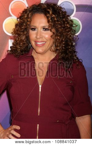 LOS ANGELES - NOV 17:  Diana Maria Riva at the Press Junket For NBC's