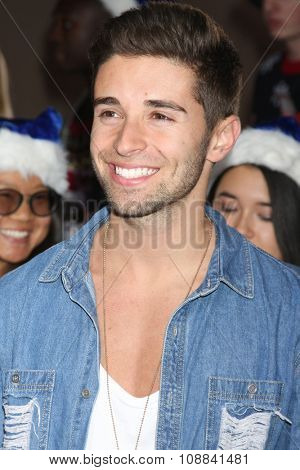 LOS ANGELES - NOV 17:  Jake Miller at the