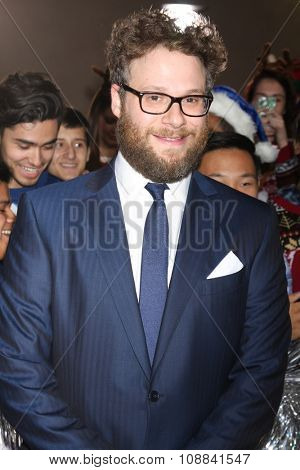 LOS ANGELES - NOV 17:  Seth Rogen at the