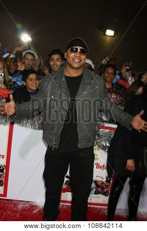 LOS ANGELES - NOV 17:  LL Cool J, aka James Todd Smith at the