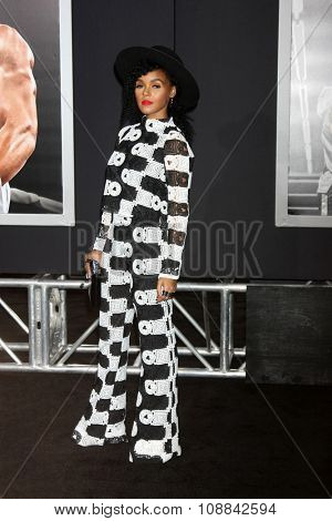 LOS ANGELES - NOV 19:  Janelle Monae at the