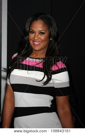 LOS ANGELES - NOV 19:  Laila Ali at the