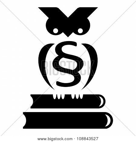 Owl With Paragraph
