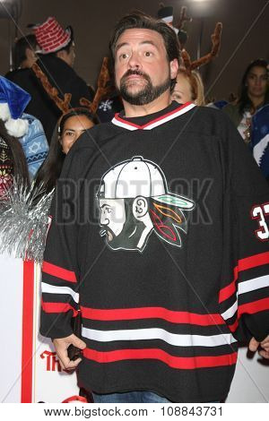 LOS ANGELES - NOV 17:  Kevin Smith at the