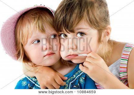 Sweet Little Kids