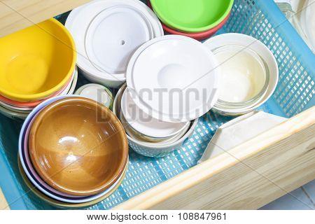Bowl In Drawer