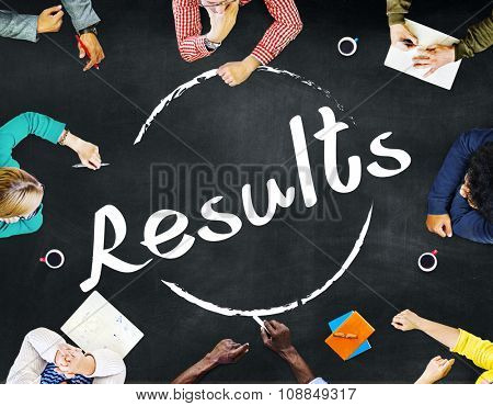 Results Effect Evaluation Efficiency Outcome Concept